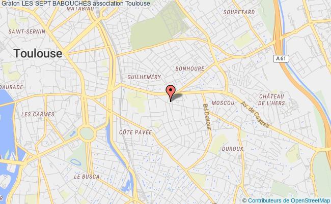 plan association Les Sept Babouches