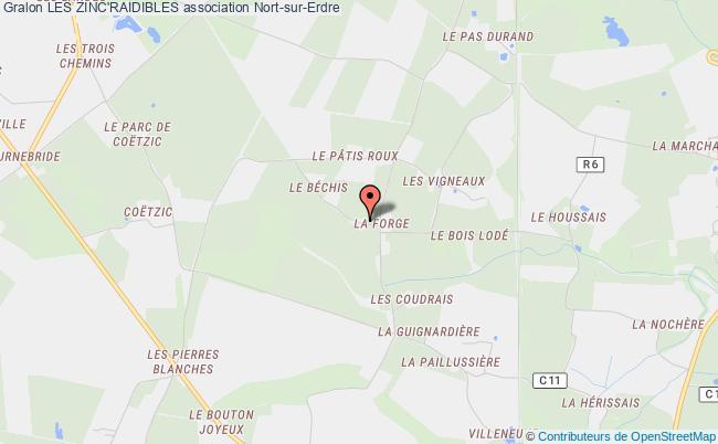 plan association Les Zinc'raidibles