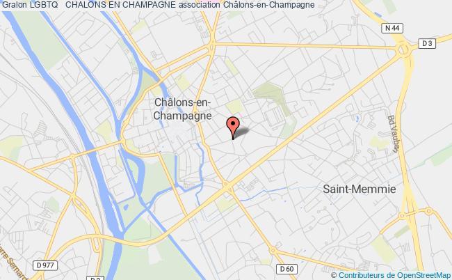 plan association Lgbtq + Chalons En Champagne