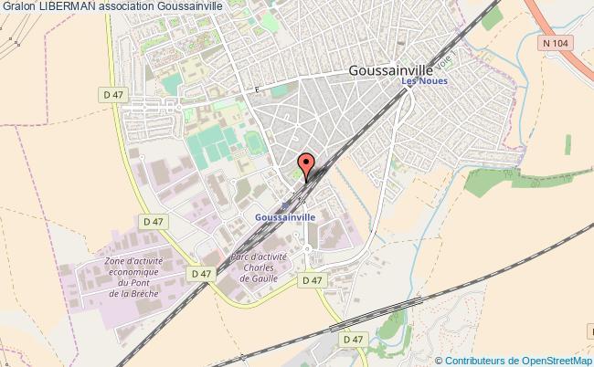 plan association Liberman Goussainville