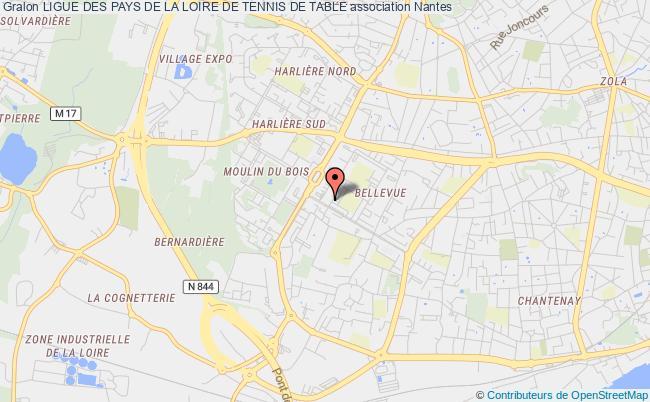 Ligue Des Pays De La Loire De Tennis De Table Association Tennis