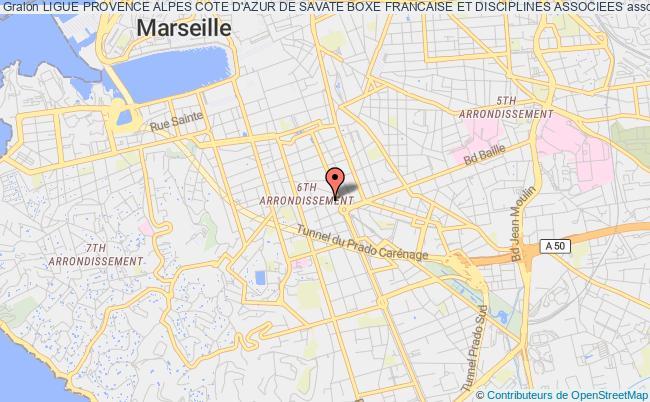 plan association Ligue Provence Alpes Cote D'azur De Savate Boxe Francaise Et Disciplines Associees