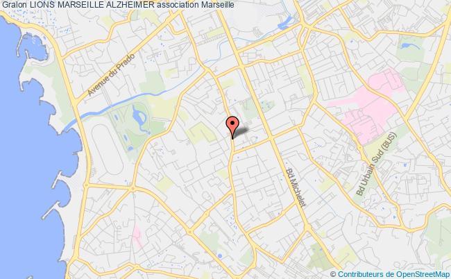 plan association Lions Marseille Alzheimer
