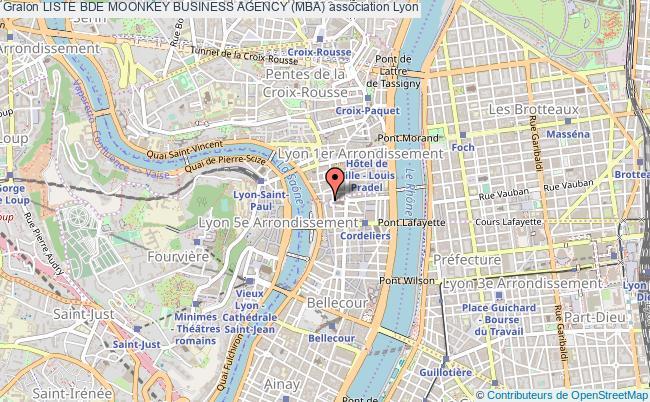 plan association Liste Bde Moonkey Business Agency (mba)