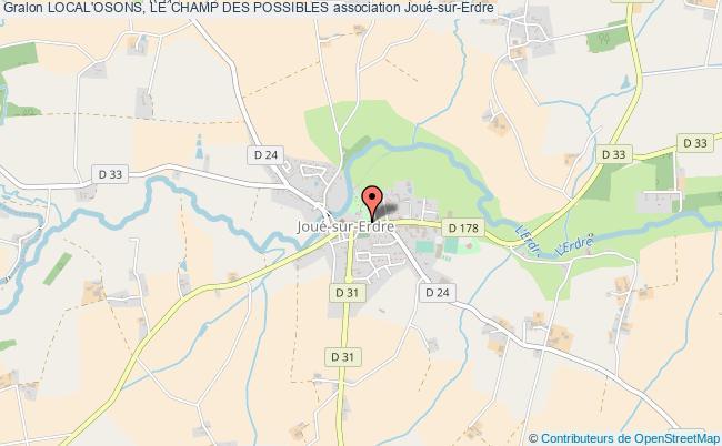 plan association Local'osons, Le Champ Des Possibles