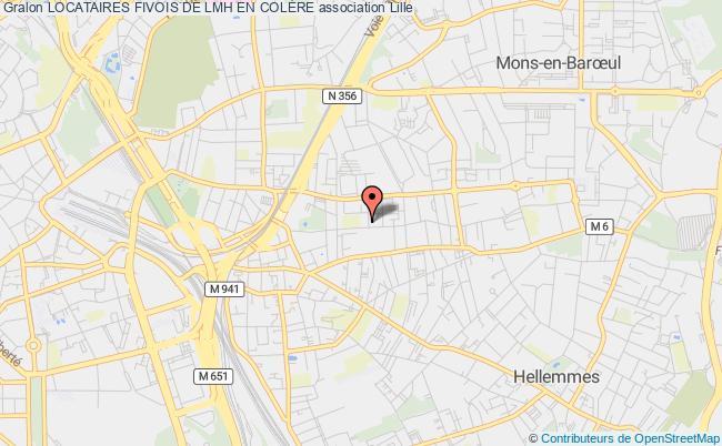 plan association Locataires Fivois De Lmh En ColÈre