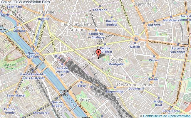 plan association Locs Paris