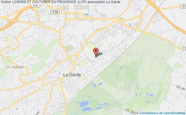 plan association Loisirs Et Cultures En Provence (lcp)