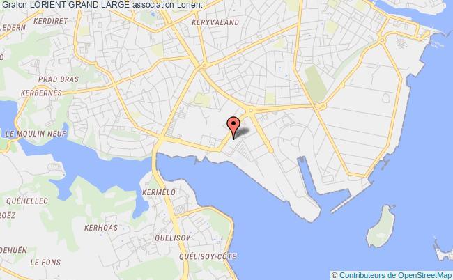 plan association Lorient Grand Large