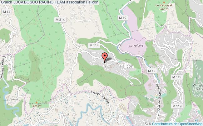 plan association Luca Bosco Racing Team