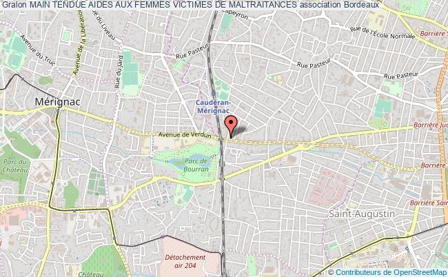 plan association Main Tendue Aides Aux Femmes Victimes De Maltraitances Bordeaux