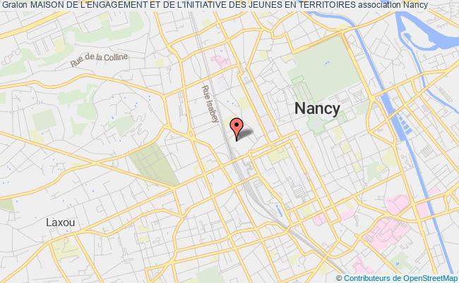 Maison De L Engagement Et De L Initiative Des Jeunes En Territoires Association Entreprenariat Exclusion Isolement Social Responsabilite Nancy