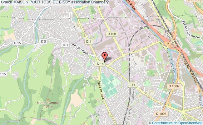Maison Pour Tous De Bissy Association Association Bissy Chambery