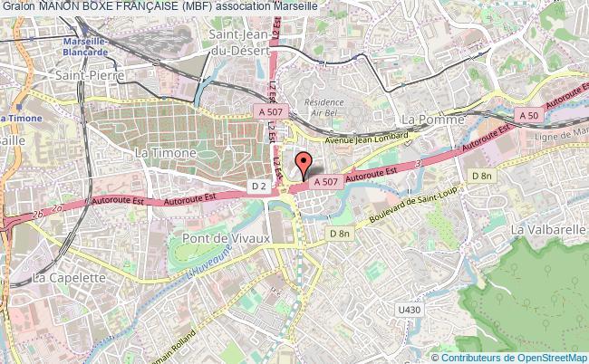 plan association Manon Boxe FranÇaise (mbf)