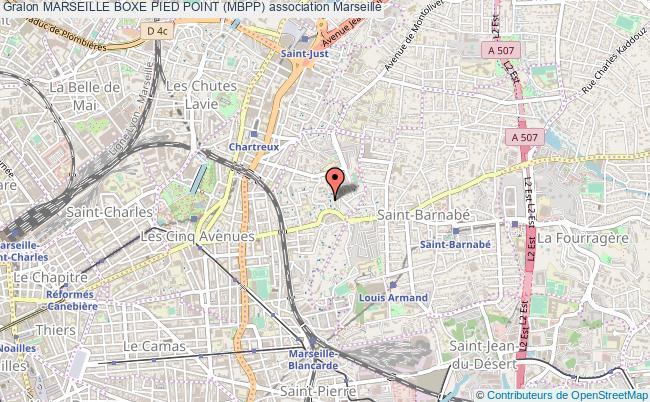 plan association Marseille Boxe Pied Point (mbpp)