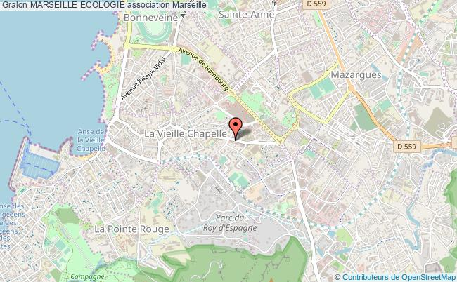 plan association Marseille Ecologie