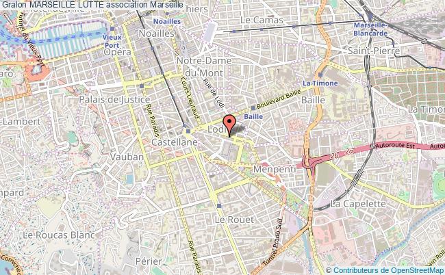 plan association Marseille Lutte