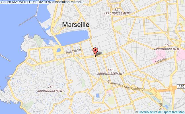 plan association Marseille Mediation