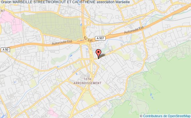 plan association Marseille Streetworkout Et Calisthenie