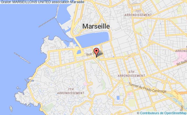 plan association Marseillons United