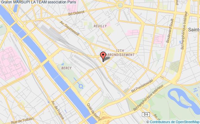 plan association Marsupi La Team