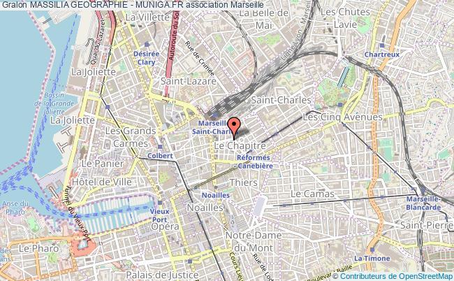 plan association Massilia Geographie - Muniga.fr