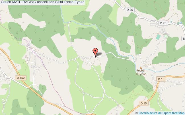 plan association Math Racing Saint-Pierre-Eynac