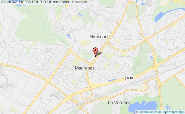 plan association Maurepas Pour Tous Maurepas