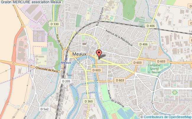 plan association Mercure