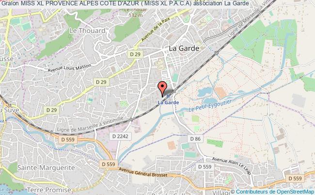 plan association Miss Xl Provence Alpes Cote D'azur ( Miss Xl P.a.c.a)