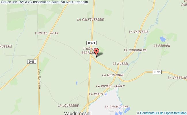 plan association Mk Racing Saint-Sauveur-Lendelin