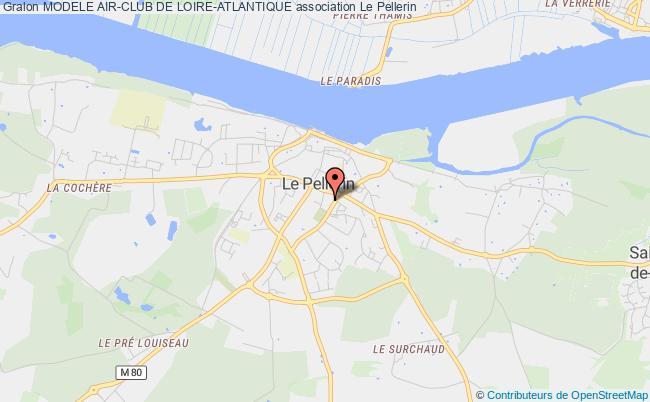plan association Modele Air-club De Loire-atlantique