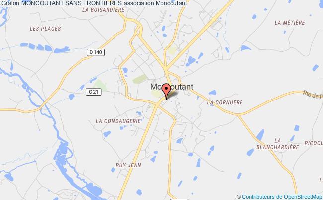 plan association Moncoutant Sans Frontieres