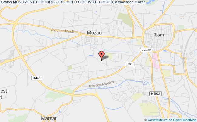 Monuments historiques emplois services (mhes) association 1253