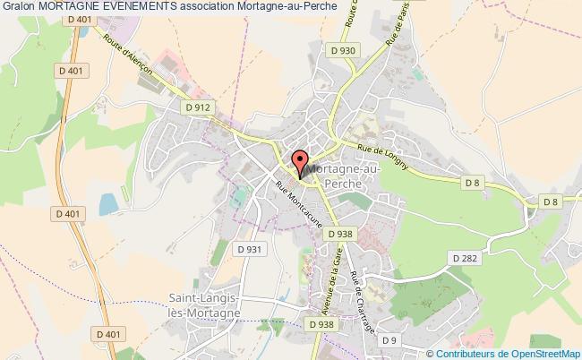 plan association Mortagne Evenements