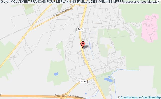 plan association Mouvement FranÇais Pour Le Planning Familial Des Yvelines Mfpf78 Mureaux