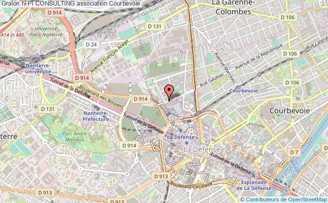 plan association N-pi Consulting Courbevoie