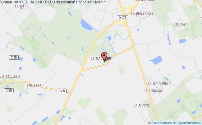 plan association Nantes Racing Club