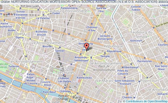 plan association Nurturing Education Montessori Open Source Association (n.e.m.o.s. Association)