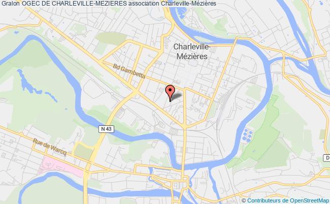 plan association O G E C De Charleville-mezieres
