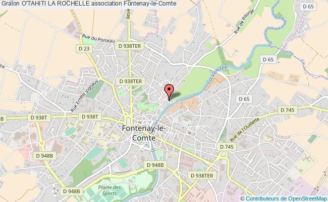 plan association O'tahiti La Rochelle