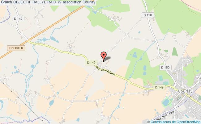 plan association Objectif Rallye Raid 79