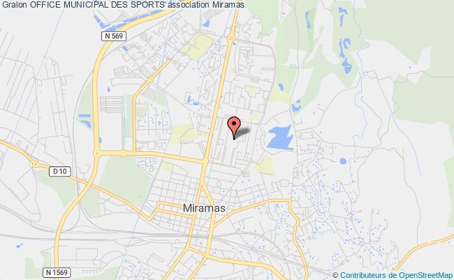 plan association Office Municipal Des Sports