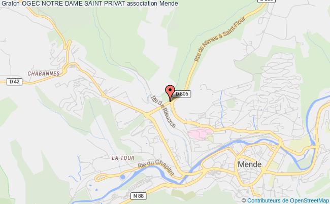 plan association Ogec Notre Dame