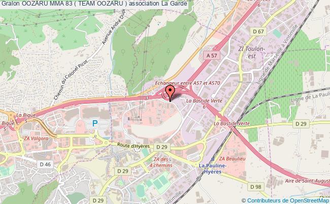 plan association Oozaru Mma 83 ( Team Oozaru )