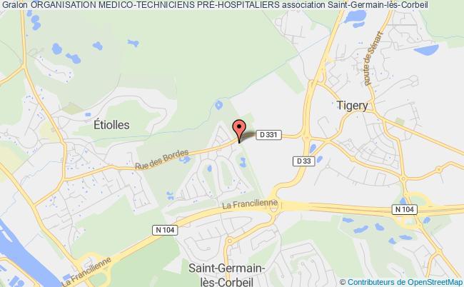 plan association Organisation Des Ambulanciers Techniciens PrÉ-hospitaliers (oatph)