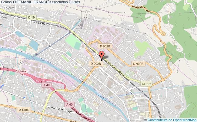 plan association Ouemanie France
