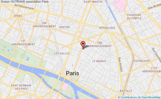 plan association Outrans Paris