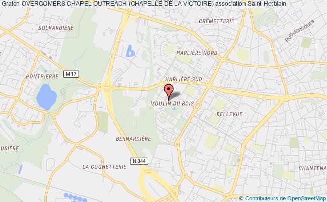 plan association Overcomers Chapel Outreach (chapelle De La Victoire)