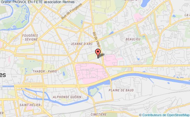 plan association Pagnol En Fete Rennes